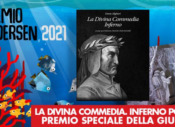 La Divina Commedia. Inferno pop up di Massimo Missiroli – Premio Andersen 2021
