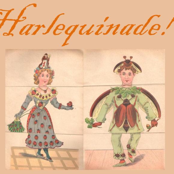 """""""Harlequinade! Carnevale al Museo"""" Attività per bambini e famiglie"""