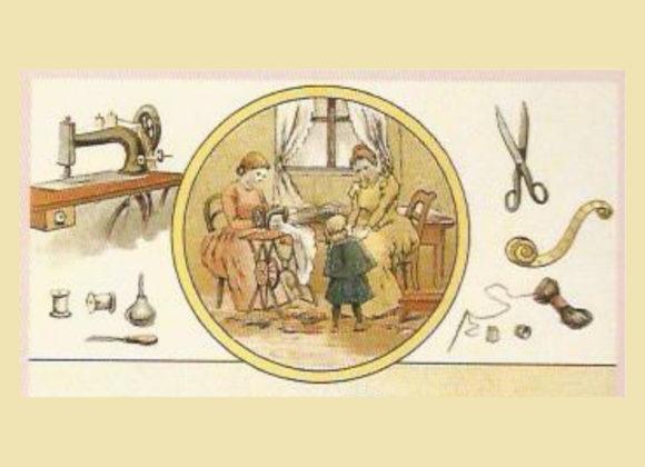 Lezioni d'ago e di forbice