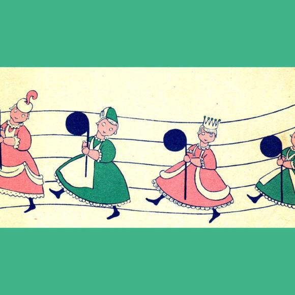 MUSIC LAND – Atelier musicale per bambini da 0 a 3 anni