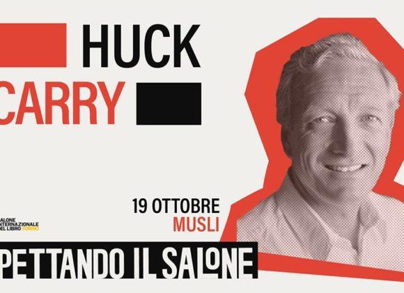 Huck Scarry al MUSLI | Aspettando il Salone