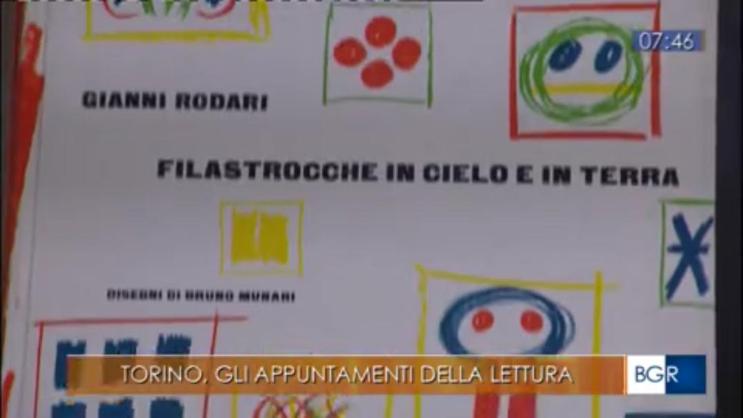 Le attività del MUSLI per il centenario della nascita Gianni Rodari – Buongiorno Regione Piemonte di Rai 3