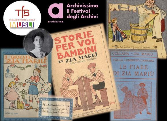 Dall'Archivio di Zia Mariù: dalle bibliotechine alle app