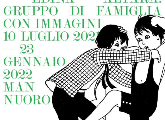 """Mostra """"Vittorio Accornero – Edina Altara. Gruppo di famiglia con immagini"""""""