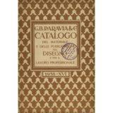 Catalogo del materiale e delle pubblicazioni sul disegno e per il lavoro professionale