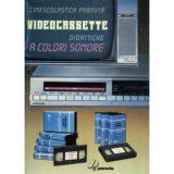 Videocassette didattiche a colori sonore