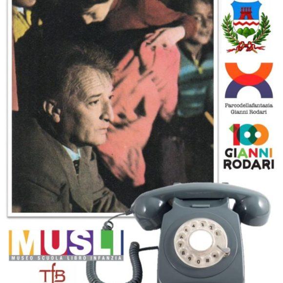 """""""Mi raccomando, papà, tutte le sere una storia"""". Gianni Rodari, Einaudi e le Favole al telefono"""